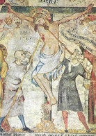 Museo De Navarra. Pamplona. La Crucifixion. - Navarra (Pamplona)