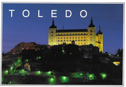 Toledo. El Alcazar. - Toledo