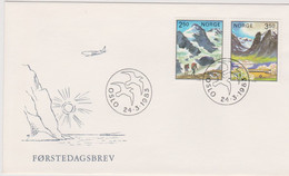 Norway 1983 Internordic Stamps FDC - FDC