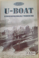 U-Boat I Sommergibili Tedeschi - Oorlog 1939-45