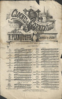 """""""Les Cloches De Corneville"""" -Opéra Comique - Paroles De Clairville Et CH Gabet - Musique De R. Planquette - Music & Instruments"""