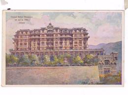 GENOA GENOVA  Grand Hotel Miramare Et De La Ville Genes - Genova (Genoa)