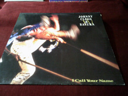 JOHNNY CLEGG  &  SAKUVA   ° I CALL YOUR NAME - 45 Rpm - Maxi-Single