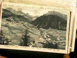 DOLOMITI,VAL GARDENA -S.CRISTINA M.1428 VERSO IL GRUPPO DELLE ODLE  VB1942 HR10901 - Bolzano (Bozen)