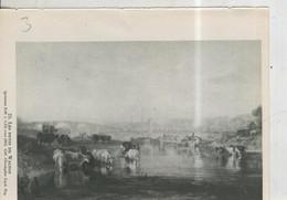 Turner Lamina 03: Les Ponts De Walton - Sin Clasificación