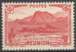 N° 136 - X X - ( C 867 ) - Gomme Tropicale - Reunion Island (1852-1975)