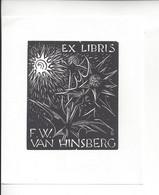 Ex Libris.90mmx105mm. - Ex Libris