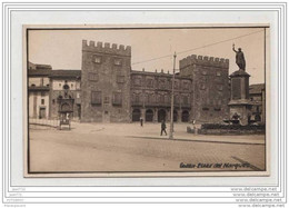 3901 AK/PC/CARTE PHOTO/N°631/GIJON/PLAZA DEL MARQUES - Asturias (Oviedo)