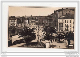 3902 AK/PC/CARTE PHOTO/N°632/GIJON/AVENIDA DEL MUELLE/TTB - Asturias (Oviedo)