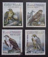 Cape Verde 2008 Fauna Birds Of Prey Falcons - Kap Verde