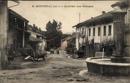 CPA Montréal La Cluse Ain, Quartier Des Granges - Andere Gemeenten