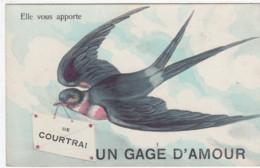 KORTRIJK /  ELLE VOUS APPORTE UN GAGE D AMOUR  1907 - Kortrijk