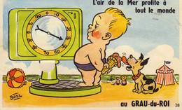 LE GRAU DU ROI A SYSTEME COMPLETE - Le Grau-du-Roi