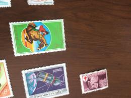 COREA SPORT EQUITAZIONE  1 VALORE - Postzegels
