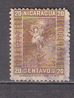 G1916 - NICARAGUA TELEGRAPH Yv N°70 - Nicaragua