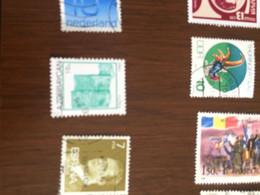 AZERBAIJGIAN EDIFICIO 1 VALORE - Postzegels
