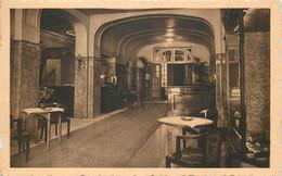 Belgique - Liège - Hôtel De Suède - Grand Hall D' Entrée - Même Administration Hôtel D' Harscamp Namue - Luik