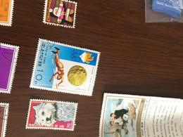 COREA SPORT SALTO ASTA  1 VALORE - Postzegels