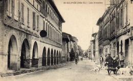 SULPICE LES ARCADES - France