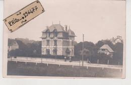 A Identifier - Cpa / Villa. - Ansichtskarten