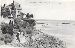 SAINT CAST : LES ROCHERS ET LE PORT - Saint-Cast-le-Guildo