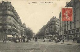 PARIS (XVIIe) Avenue Mac Mahon   Recto Verso - Arrondissement: 17