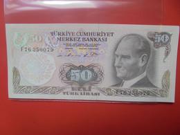 TURQUIE 50 LIRASI Circuler (B.20) - Turchia