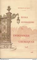 Livret - Université De Nancy - Ecole Supérieure Des Industries Chimiques (1946) Jolie 1ere De Couverture Place Stanislas - Collezioni