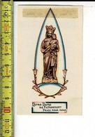 KL 7584 - NOTRE DAME DE FICHERMONT - Devotion Images