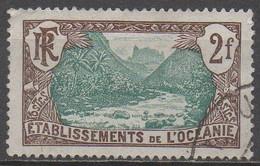 OCEANIE__ N° 36__  OBL  VOIR SCAN - Oceanía (1892-1958)