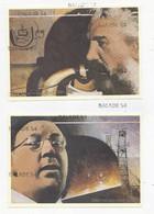 Carte Grand Format - Personnages Célèbres : Alexander GRAHAM BELL, Sir Robert WATSON-WATT, Paint Par  Stephen CONROY - Celebrità