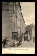 55 - VERDUN - CASERNES JEANNE D'ARC DITES ST-PAUL - EDITEUR VICTOR KREMER - Verdun