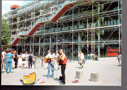 REF 519 CPSM PARIS Centre Georges Pompidou - Arrondissement: 01