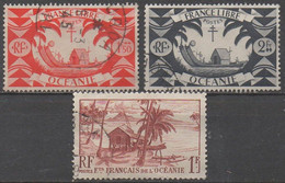 OCEANIE__ N° 162/163/188__  OBL  VOIR SCAN - Oceanía (1892-1958)