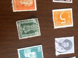 INDIA STATUE 1 VALORE - Postzegels