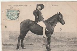 *** 44  ***  GUERANDE Paludier à Cheval -- TB - Guérande
