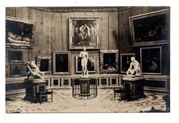 CPA - LA GALERIE DES OFFICES - LA TRIBUNE / FIRENZE (ITALIE) - Malerei & Gemälde