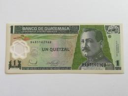 GUATEMALA 1 QUETZAL 2006 - Guatemala