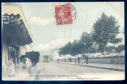 Cpa Du 31  Villefranche Lauragais Place St Jean Foirail  AVR20-64 - Other Municipalities