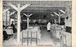 P569 SINT TRUIDEN : Tentoonstelling Prov. Limburg 1907, Animatie, Vlaamse Brasserie - Sint-Truiden