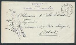 """Sluizen Document """"Service Des Ponts & Chaussées"""" - Unclassified"""