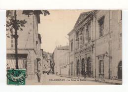Draguignan. Le Palais De Justice. - Draguignan