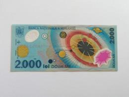 ROMANIA 2000 LEI 1999 - Rumania
