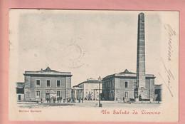 OLD POSTCARD - ITALY - LIVORNO -   BARRIERA GARIBALDI - Livorno