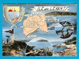 Ile Du Levant Héliopolis - Frankreich