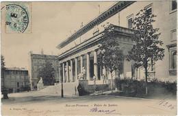 13 Aix En Provence   Le  Palais De Justice - Aix En Provence
