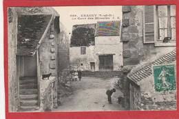 Val D'Oise - Eragny - La Cour Des Miracles - Eragny