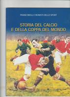 """Bolaffi """"Francobolli Cronisti Dello Sport"""""""" STORIA DEL CALCIO"""" 52 Pagine Illustrate (senza Francobolli Applicati) - War 1939-45"""