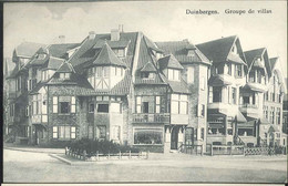 Cpa Duinbergen - Knokke