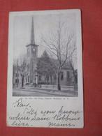 The Old First Church  Babylon  New York > Long Island    Ref  4398 - Long Island